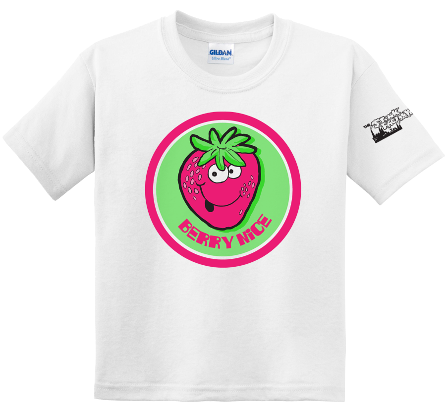 Stinky T-Shirt Strawberry
